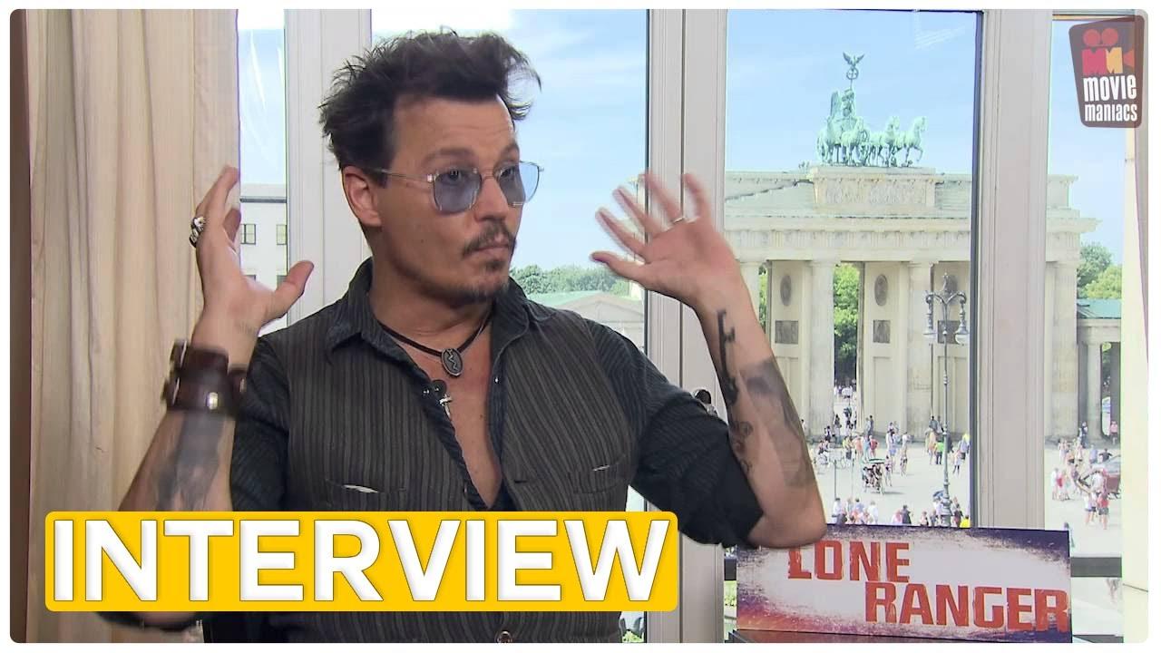 Johnny Depp Interview ...