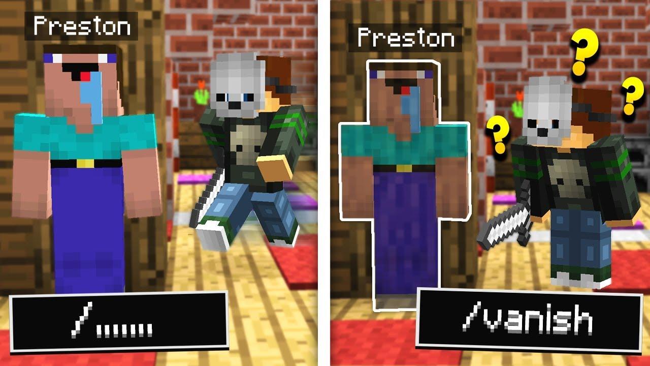 WE ALL CHEATED... | FUNNY HIDE N' SEEK - Minecraft Mods