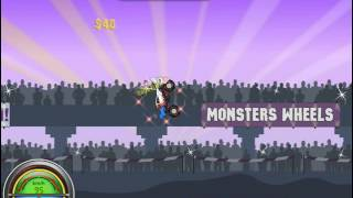 games Monsters