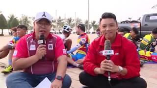 Cúp TH TPHCM 2019 | TUỜNG THUẬT | C6: Đà Nẵng - Quảng Ngãi (133km) | 18/04/2019