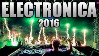 MUSICA ELECTRONICA 2016, Lo Mas Nuevo - Electronic Music Mix 2016 / Con Nombres (N° 1)