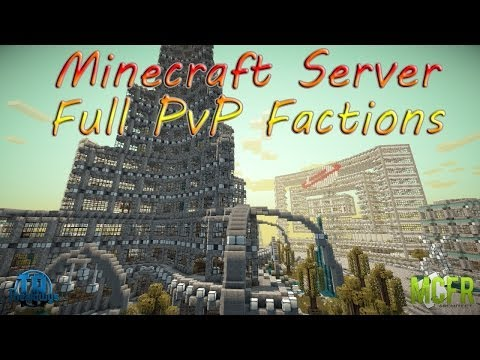 Minecraft Server [Cerrado] - Full PvP Factions 1.7.2 - 1.7.4 | No Premium - No h