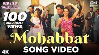 Mohabbat Dil Ka Sakoon Song Video- Dil Hai Tumhaara | Preity Zinta, Arjun Rampal, Jimmy & Mahima