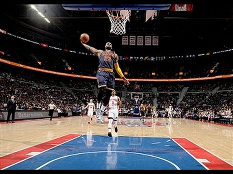 Top 5 NBA Plays: April 24th