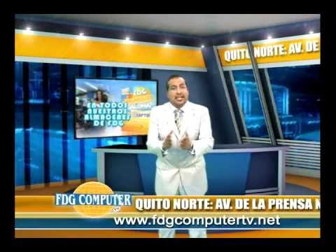 FDG Computer TV - JULIO 2012