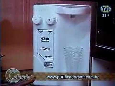 Purificador de agua soft slim