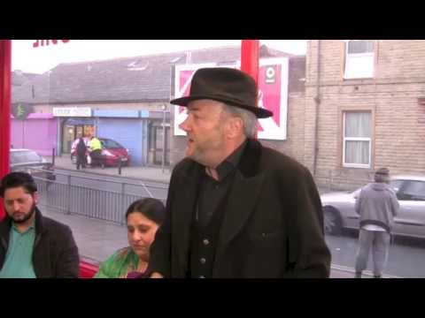 The Real Truth About George Galloway (english urdu Documentary) video