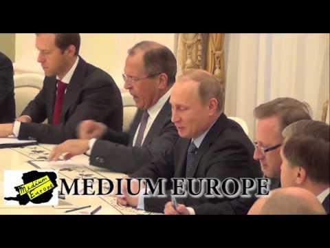 SK/RU: Fico visit to the Kremlin with Putin