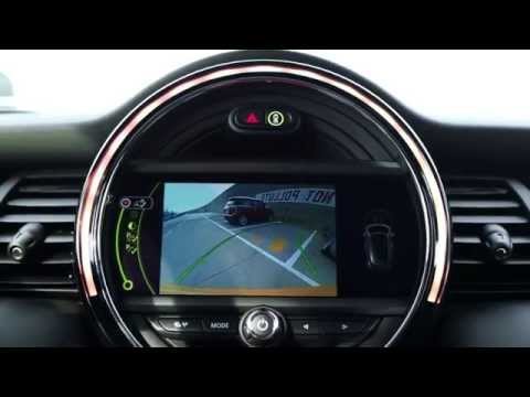 2015 MINI Cooper Interior review