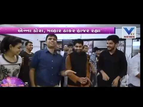 Passport Film Artist's Presence at Goras Garba Group | VTV Gujarati thumbnail