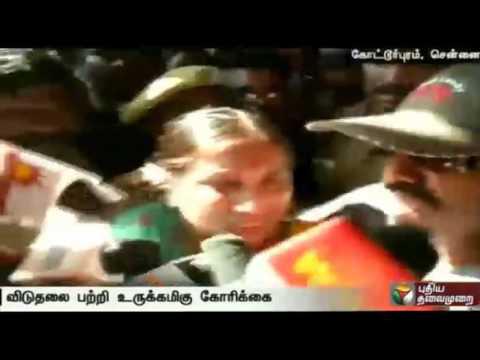 Rahul Gandhi should co-operate for our release: Rajiv Gandhi assassin Nalini