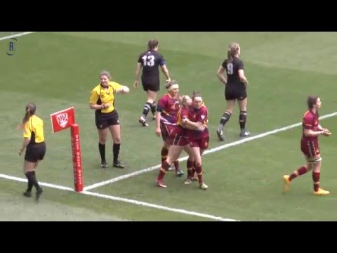 BUCS Women's Rugby Union Final 2016: Cardiff Met vs Northumbria