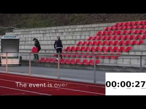 0 in 100 Gigseat in 5 Minuten verstauen - Video