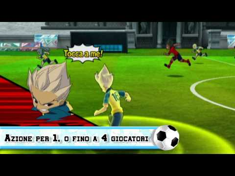 Download Inazuma Eleven Strikers Wii Ita video