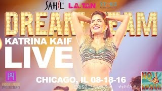 Download Lagu Katrina kaif live in Chicago DREAM TEAM 2016 Gratis STAFABAND