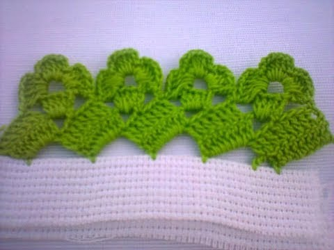 Crochet.- Puntillas-Orillas PlayList