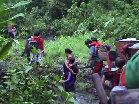 Video from Burma: SHOOT ON SIGHT