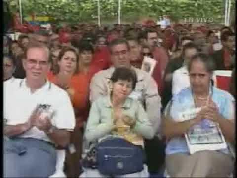 Presidente Chávez sobre el Software Libre (3)