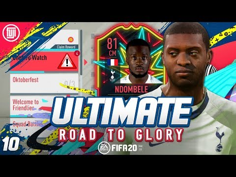 WHAT HAVE EA DONE?!?!? ULTIMATE RTG #10 - FIFA 20 Ultimate Team Road to Glory