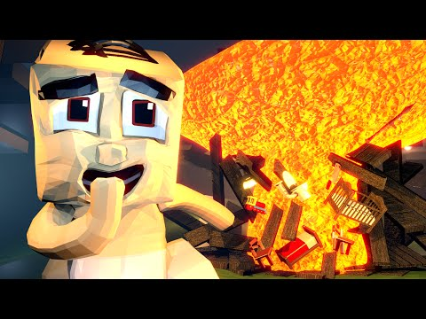 Minecraft | WHO'S YOUR DADDY? Baby Blows up the House! (Blowing up Baby House)