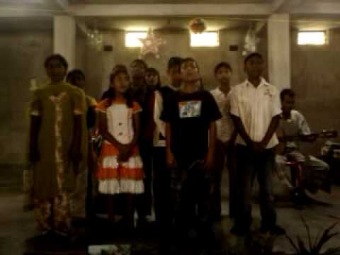 Give Thanks By Lord Jesus Ministry Kolkata Senior Youth Choir video