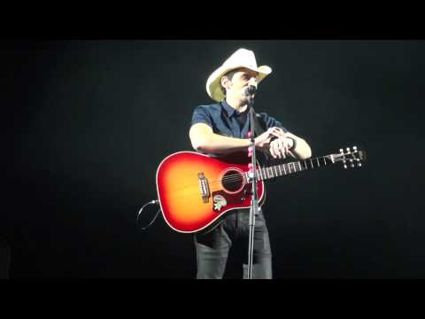 Brad Paisley - Old Rugged Cross