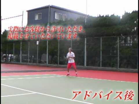 テニス上達(苦手なサーブレシーブが、得意に変わる!!)