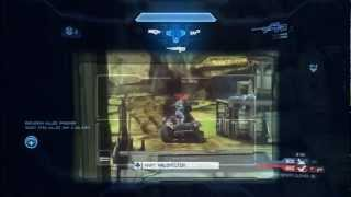 Halo 4 Multiplayer Sniping Tips and Tricks : Gameplay Commentary with Sniper Highlights!