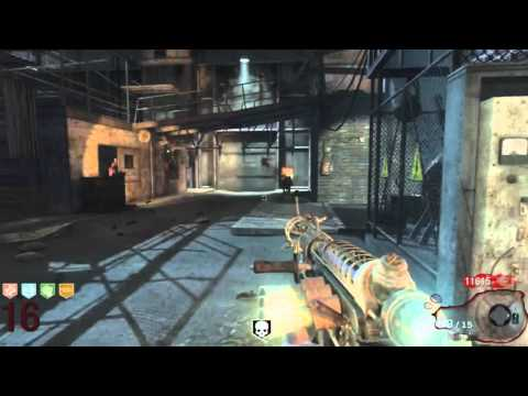 Black Ops Zombies Der Riese Live Mentary Part Attempt