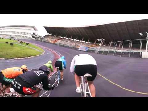 【360°VR】バーチャルレース映像 (7車立)