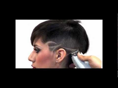 cortes de pelo de hombre ( video instructional en espanol ) Volumen 3 mo-hawk,bl