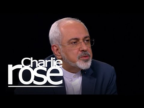 Mohammad Javad Zarif on Iran and Israel (Apr. 29, 2015) | Charlie Rose