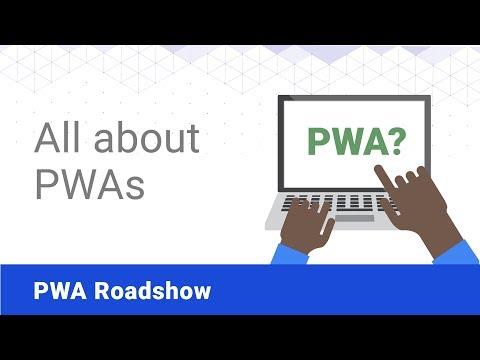 Progressive Web Apps - PWA Roadshow