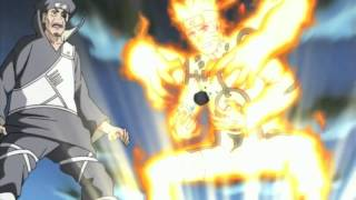 Naruto vs Raikage AMV-Out of Control
