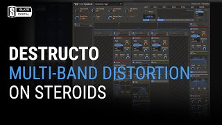 DESTRUCTO - A Multiband Distortion on Steroids