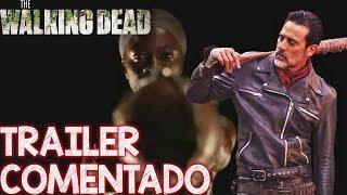 The Walking Dead trailer da 10 temporada ANALISADO - Negan vai lutar contra os Sussurradores ! TWD
