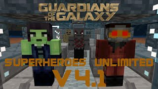 Superheroes Unlimited Mod V4.1: Guardians Of The Galaxy