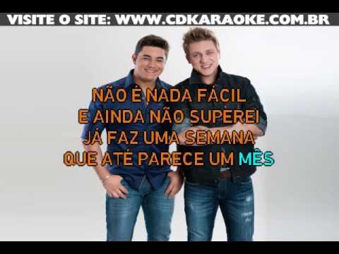 George Henrique E Rodrigo   Nossa Chama