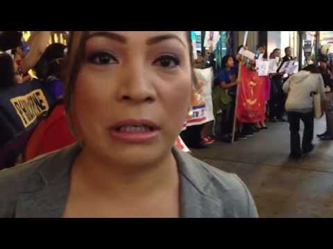Miss LGBT Philippines-USA Chelle Lhuillier on the importance of raising LGBT issues