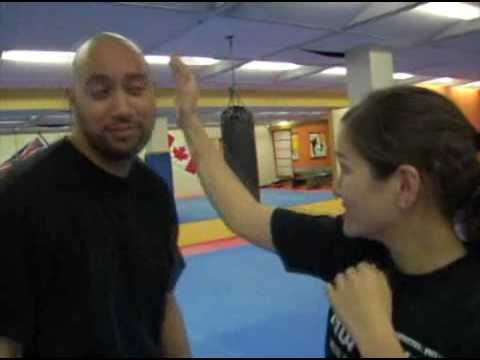 Essential Self-Defense Tips: Vital Point Striking Image 1