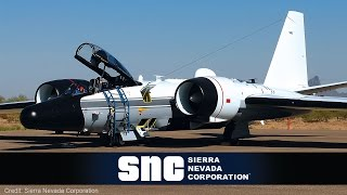 Sierra Nevada Corporation's Multi-Role Enforcement Aircraft
