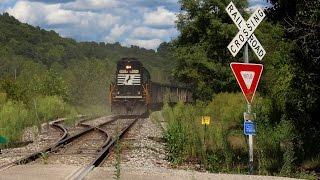 Trains Return to Athens, Ohio