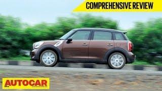 Mini Countryman (Diesel) | Comprehensive Review | Autocar India