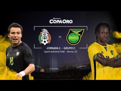 México vs. Jamaica en Vivo Copa Oro 2017 - Live streaming Gold Cup