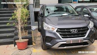 Hyundai Creta 2018 E Plus Model Stardust Full Review with Price,Interior,Exterior and Features