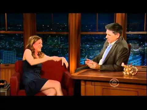 Craig Ferguson 2/1/12E Late Late Show Kathryn Hahn