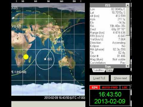 Upcoming ARISS contact with Yokosuka Elementary School, Tokai, Japan