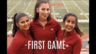 First Football Game Vlog
