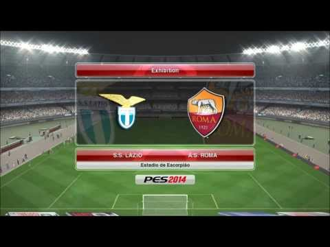 S.S. Lazio - AS Roma PES (Pro Evolution Soccer)