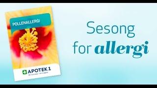 Helseråd: Pollenallergi